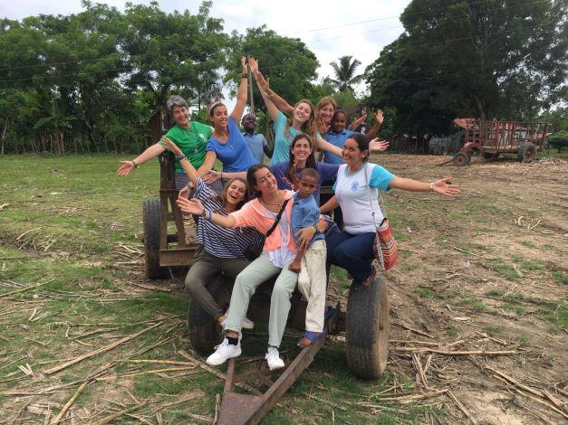 Voluntarias de Consuelo 2017