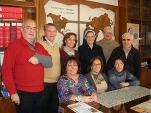 Voluntarios Sede Central- Madrid