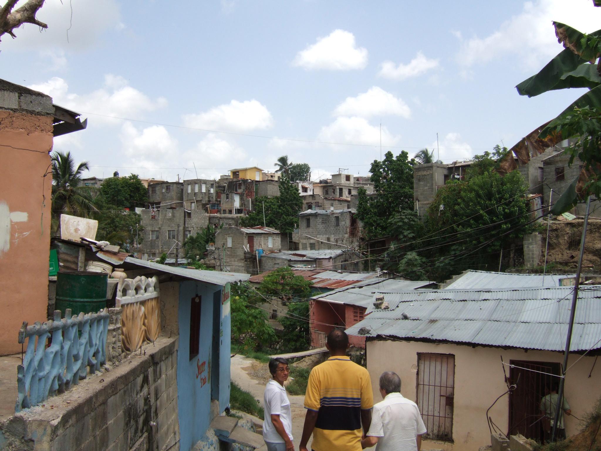 Barrio del entorno de la Escuela
