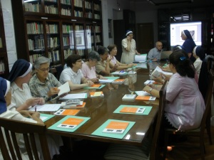 Encuentro de Representantes de las Sedes Locales