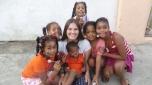 Voluntaria en Consuelo (R. Dominicana)