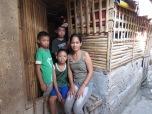 Familia del barrio de Barangay 39