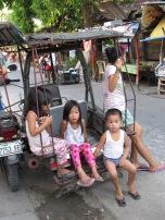 Niños en un Tryscar