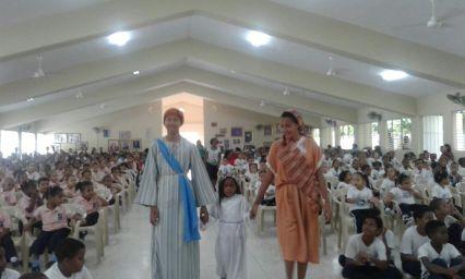 La hora de Dios (Santo Domingo)