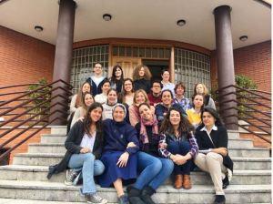 Voluntarios Misioneros 2018