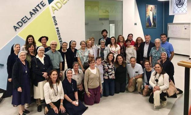 Foto de los miembros de las Sedes Locales